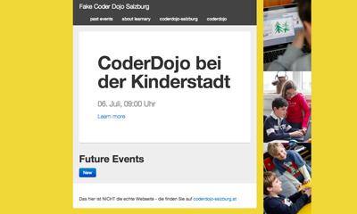 learnery in coderdojo app