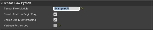 change module name