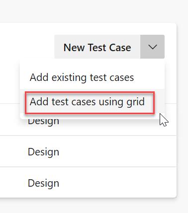 add test case using grid