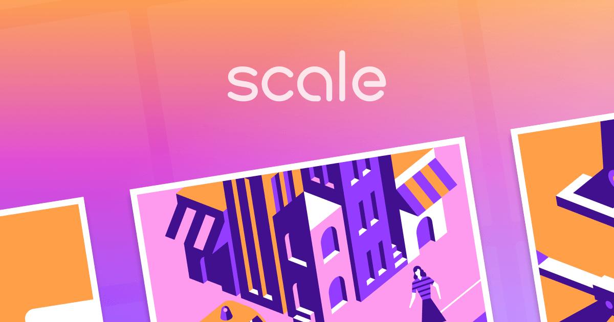 Scale API Logo