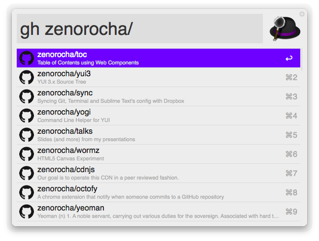 GH Repo Workflow
