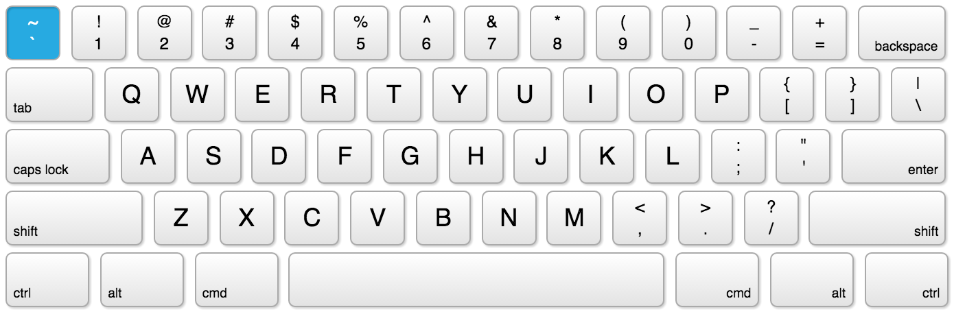 thundertick keyboard