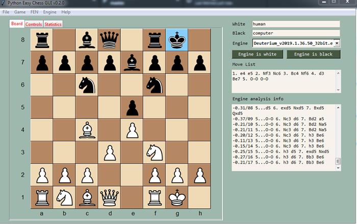 Demo chess enhancements · Issue #1327 · PySimpleGUI