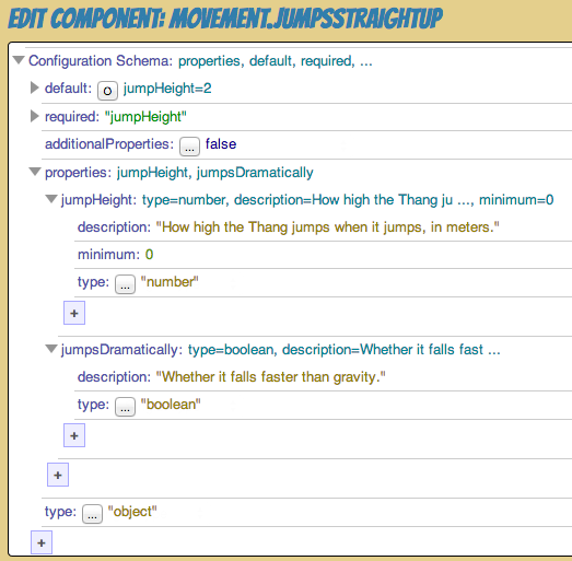 Adding a jumpsDramatically property to the Component config