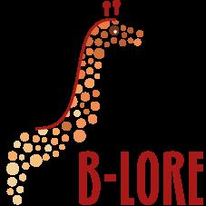 B-LORE logo