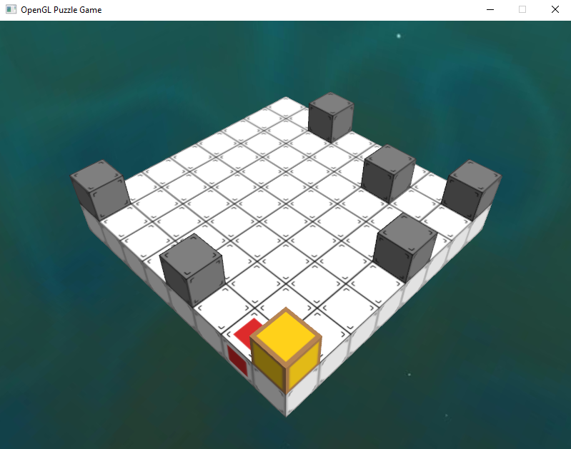 GitHub - Dandarawy/OpenGLPuzzleGame: OpenGL Puzzle Game using SFML