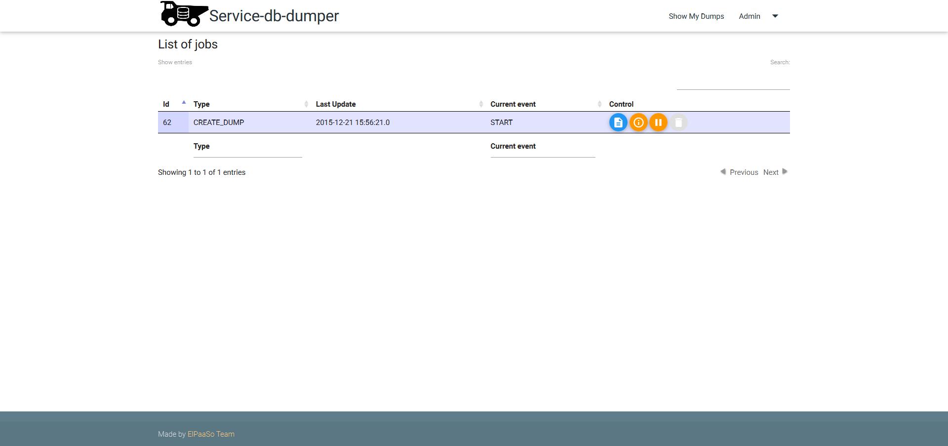 Screenshot user